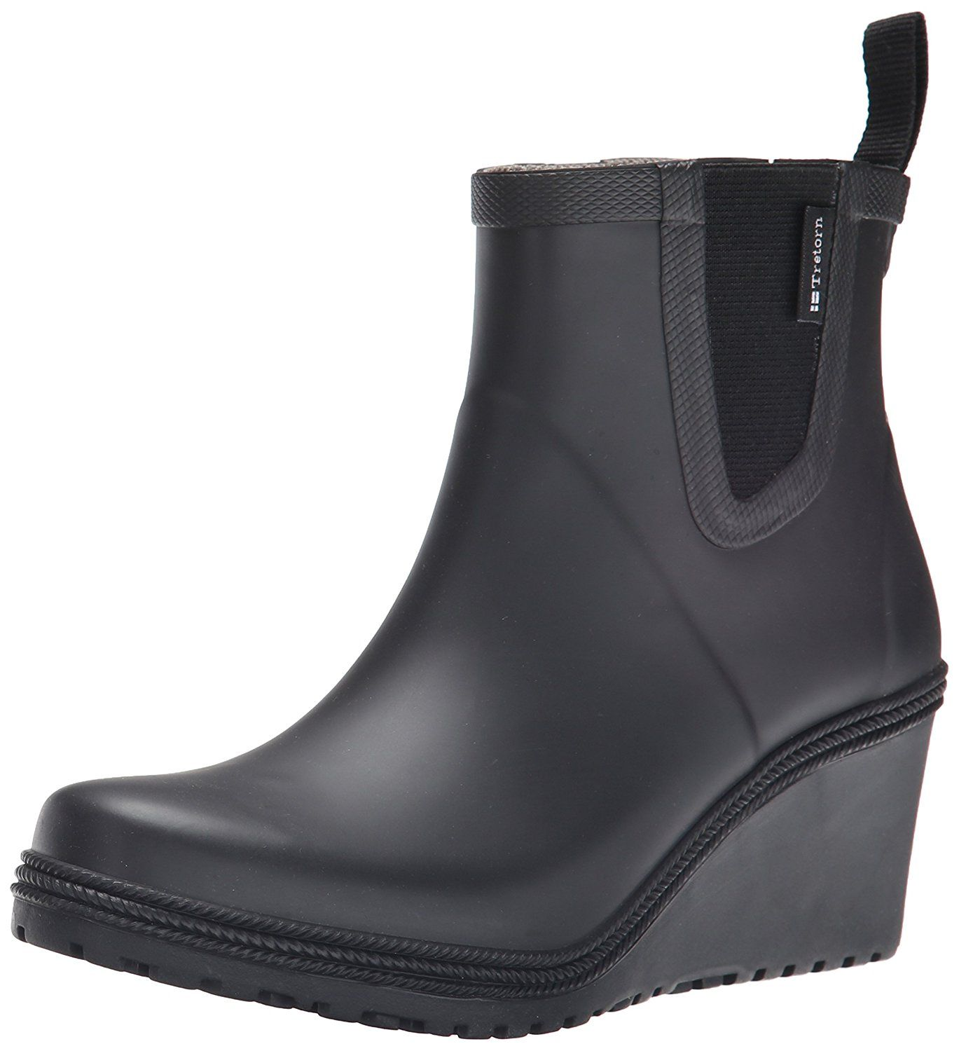 ce4012c7681 Tretorn Women s Emma Chelsea Wedge Rain Booties     Startling review  available here   Rain boots