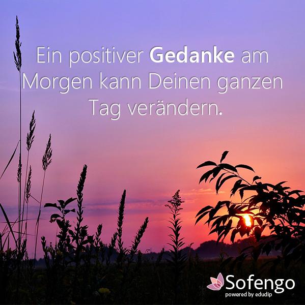 44+ Listen von Positive Gedanken Für Den Tag! Positive