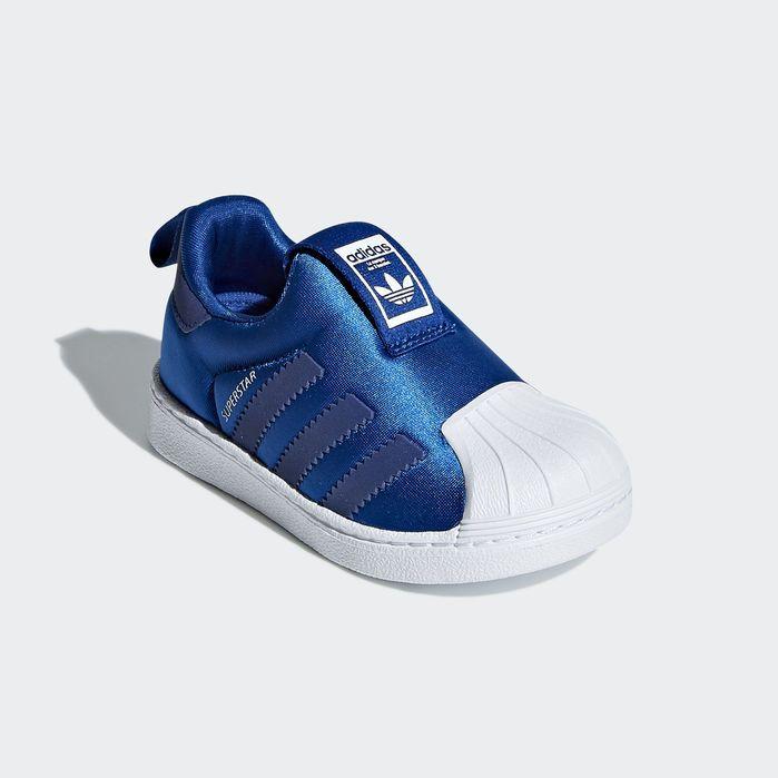 promo code e8854 3e5b2 Superstar 360 Shoes Royal Blue 10K Kids