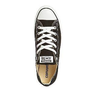 #CONVERSE Converse All Star Ox - Negro #circulogpr #sneakers