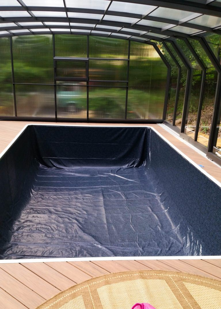 Enclosed Above Ground Pool Before Water In Ground Pools Above Ground Swimming Pools Above Ground Pool