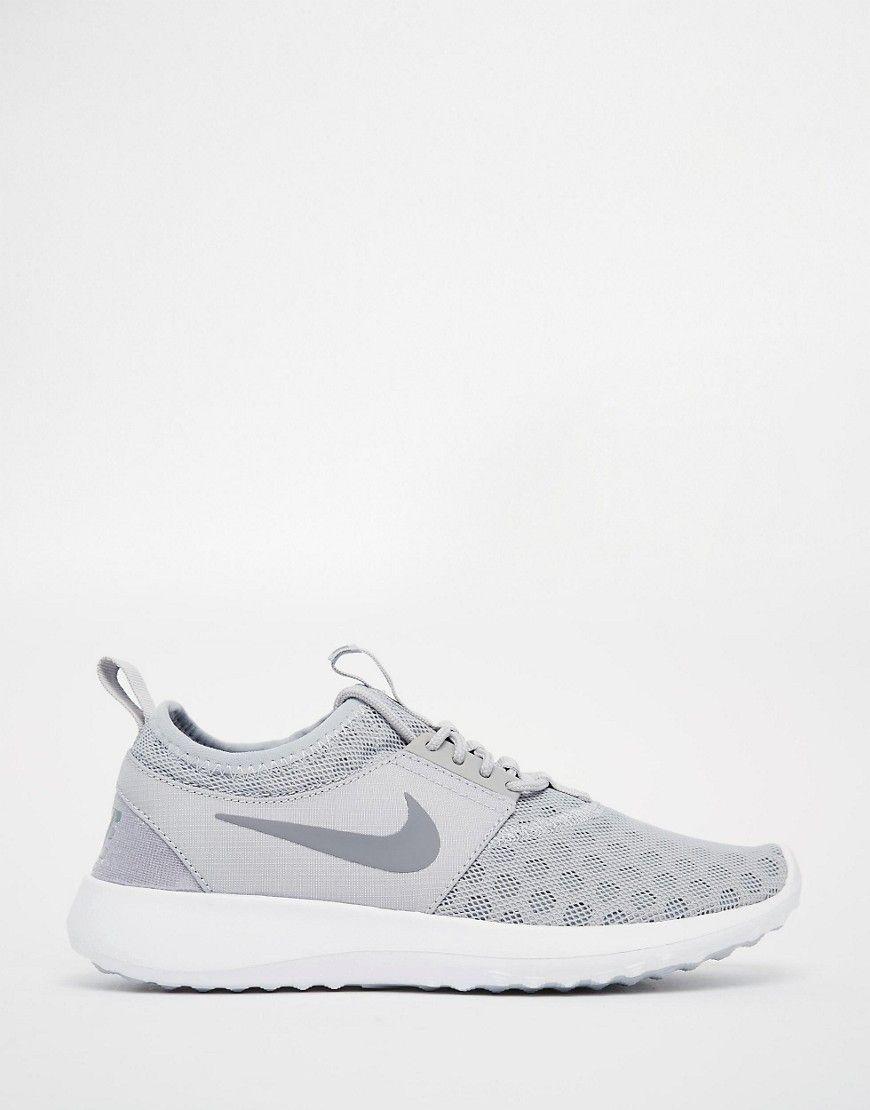 Nike Juvenate Grey Trainers at asos.com