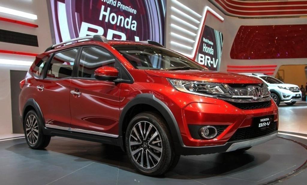 2018 Honda Brv Price Interior And Engine Cars Pinterest Honda