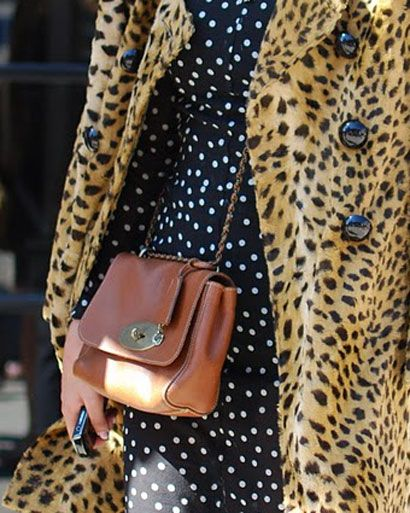Leopard, Polka & Mulberry, Oh My.