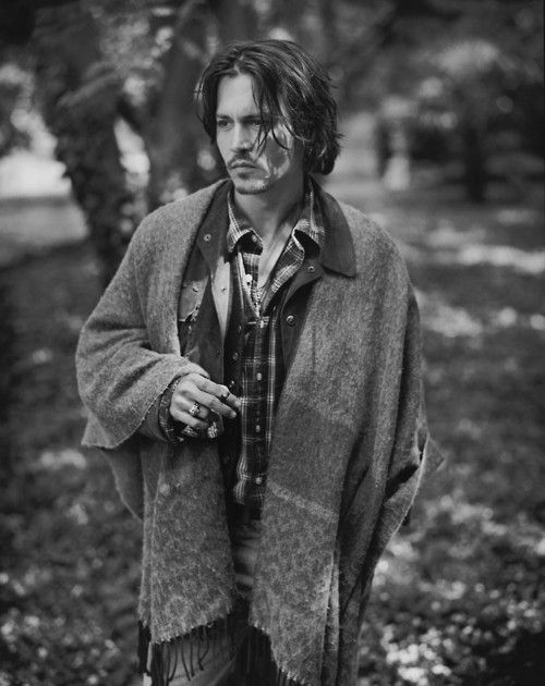 Find Images And Videos About Black And White Actor And Johnny Depp On We Heart It The App To Get Lost In What You Love