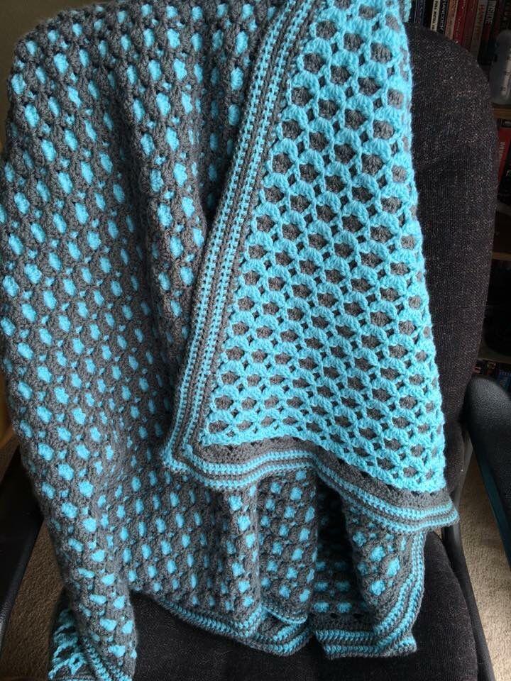 Pin By Kimberly Hodoway On Crochet Me Cute Baby Blanket