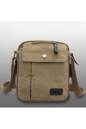 451e2ed0725 Belanja Sunweb Men Messenger Bag Canvas Vintage Shoulder Crossbody  BagsOutdoor Travel Bag (Brown) Murah - Belanja di Lazada. FREE ONGKIR    Bisa COD.