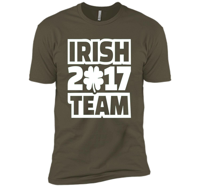 Irish team TShirt Products Pinterest Short sleeve tee