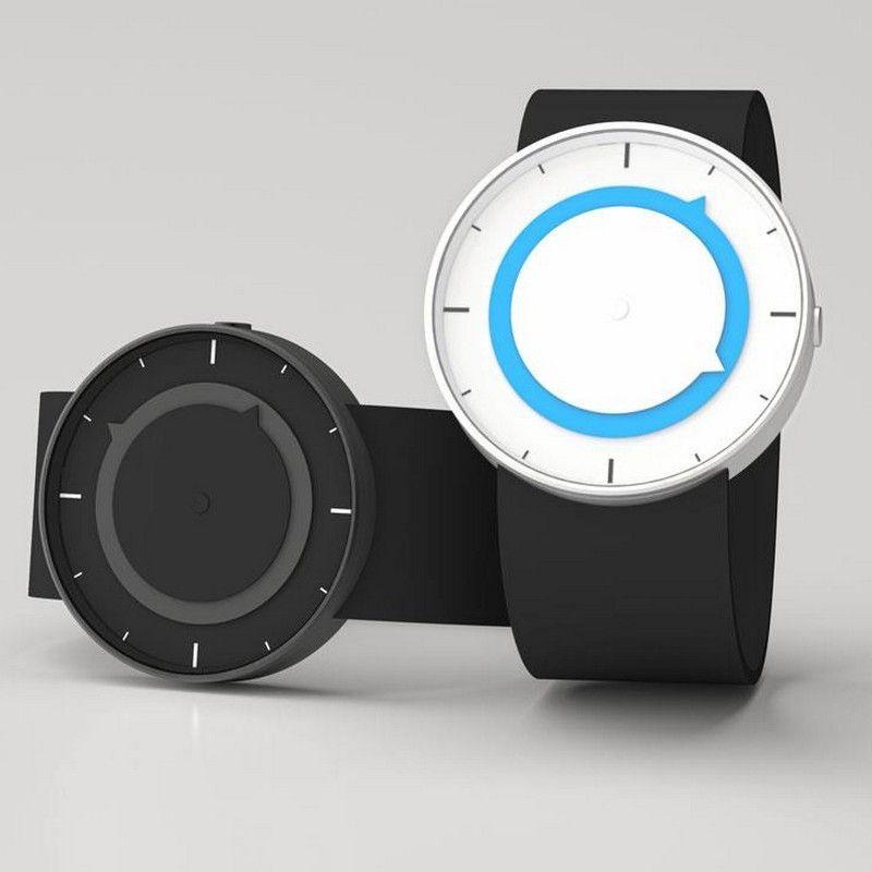 relojes de diseo minimalista