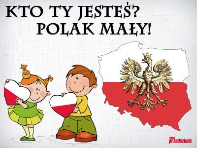Polska Moja Ojczyzna Karty Pracy Patriotyzm Segregator