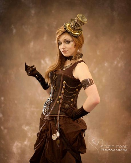 Steampunk Costume Ideas 30 Creative Diy Costumes