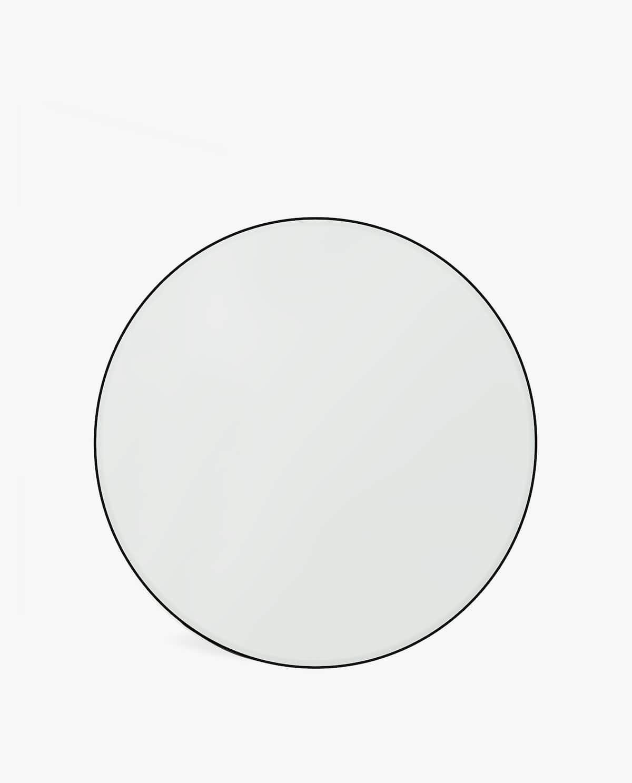 Runder Spiegel Mit Profil In Schwarz In 2019 Garderobe