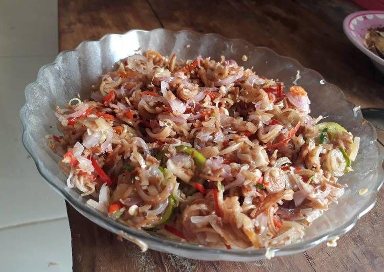 Resep Sambal Matah Kecombrang Oleh Tity Chan Resep Resep Masakan Indonesia Resep Makanan Makanan