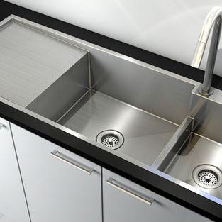 Julien Custom Stainless Steel Sink Julien Double Bowl Custom