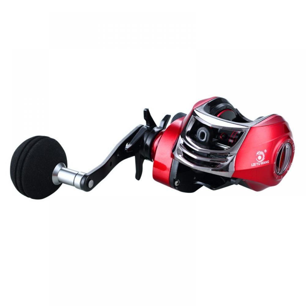 Baitcasting fishing reel 631 gear ratio fishing reel
