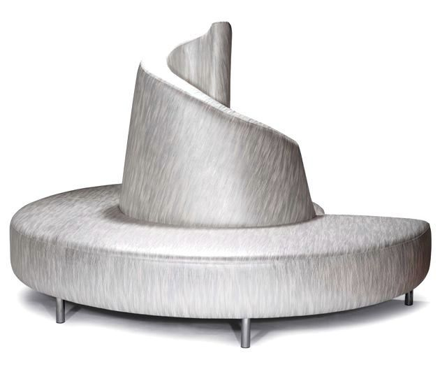 Contemporary Round Sofa Sal Sal Living I M Obsessed With