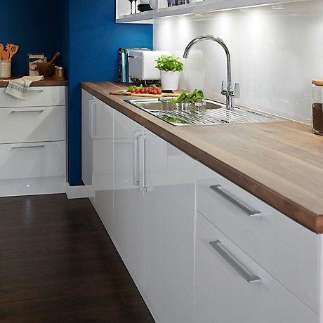 shop | kitchen ranges | diy at b&q | kitchens | pinterest