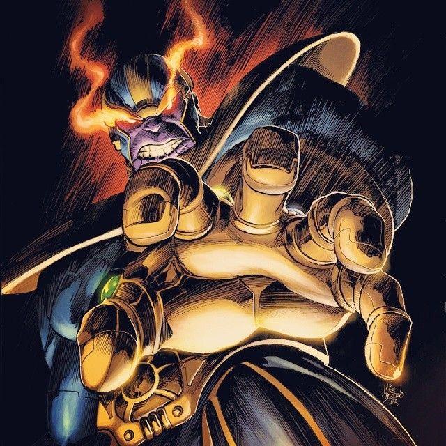 Avengers 2 thanos imperative