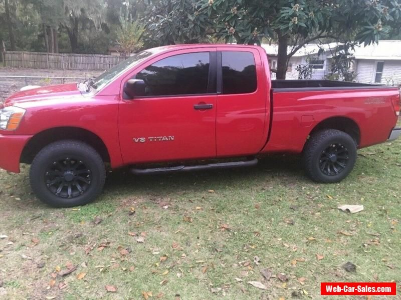 Car for Sale 2005 Nissan Titan (With images)