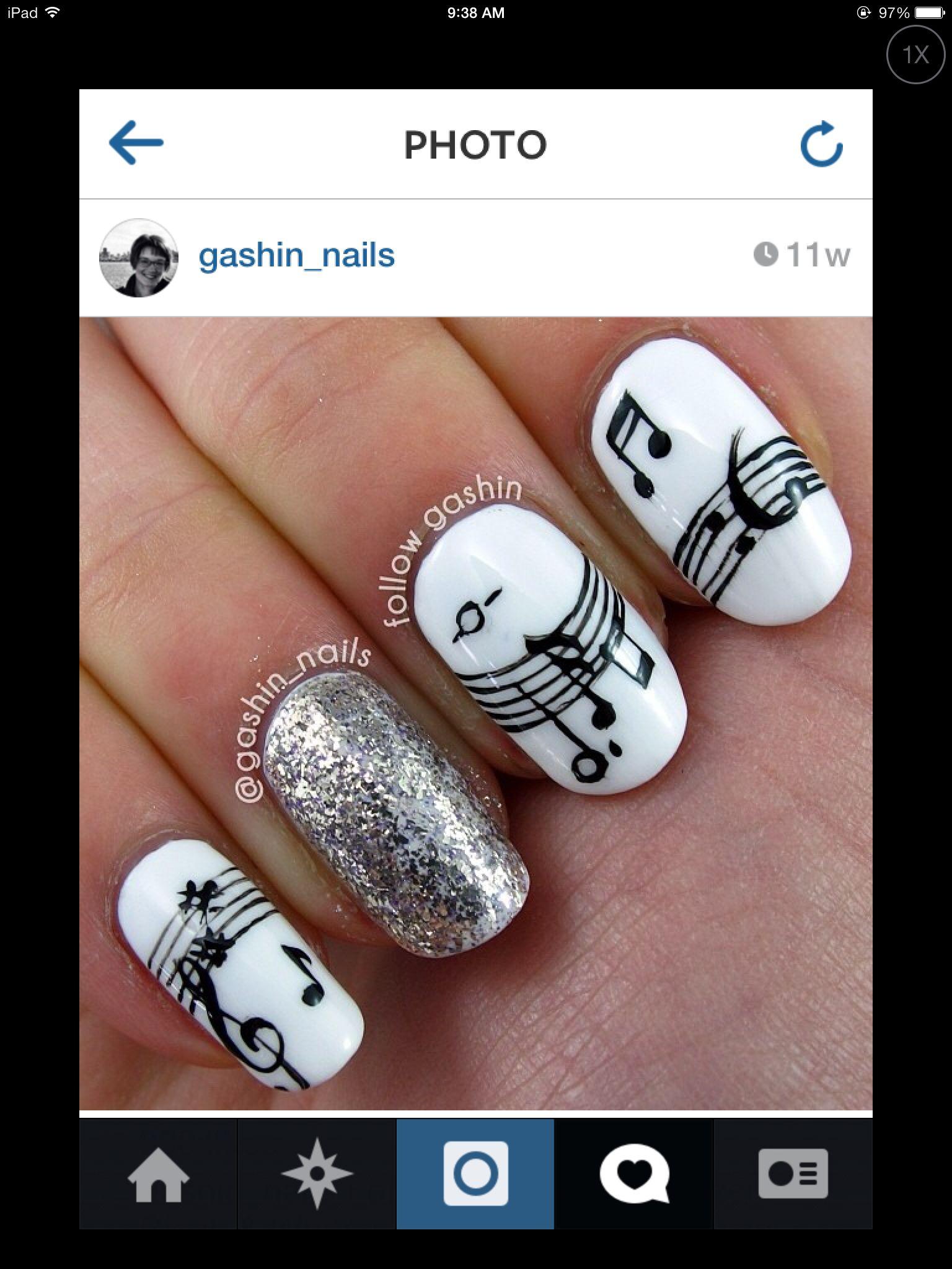Pin von Claire Scranton auf Nails | Pinterest