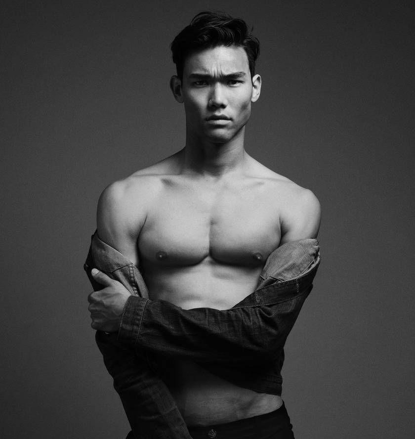 азиатские модели мужчины