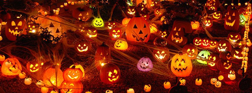 20+ Scary Happy Halloween 2015 Facebook Timeline Cover