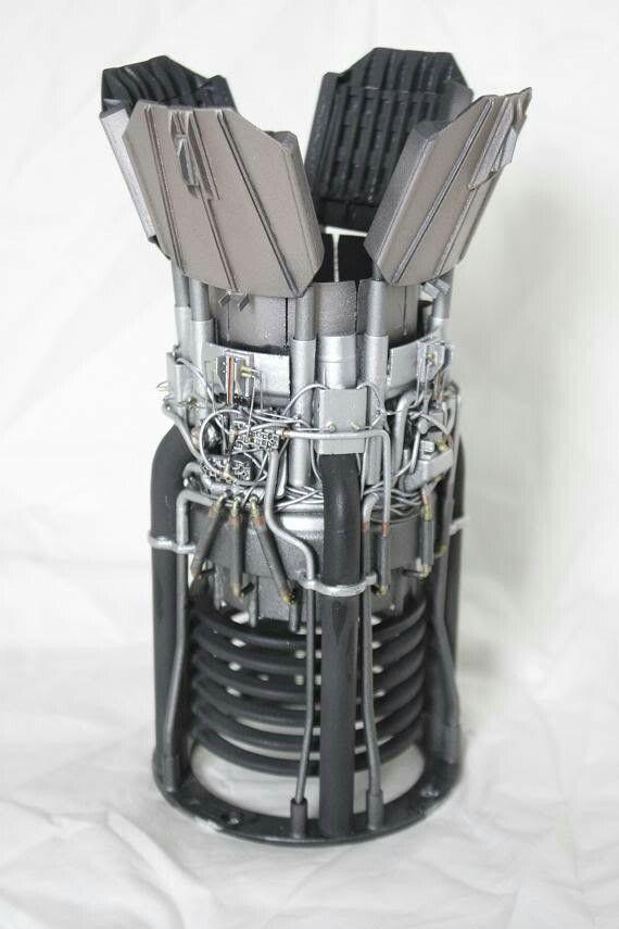 Rocket Engine Model