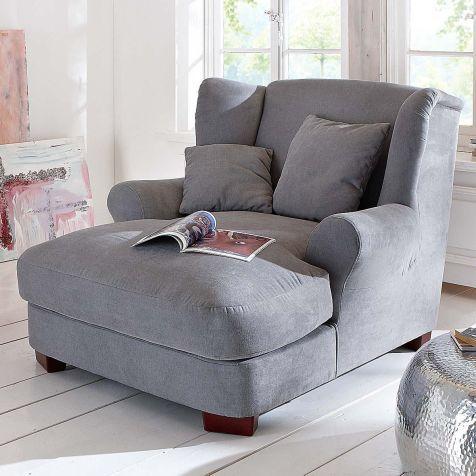 Gemütliche sessel wohnzimmer  Riesensessel Oase, abnehmbares Sitzpolster Katalogbild   Möbel ...