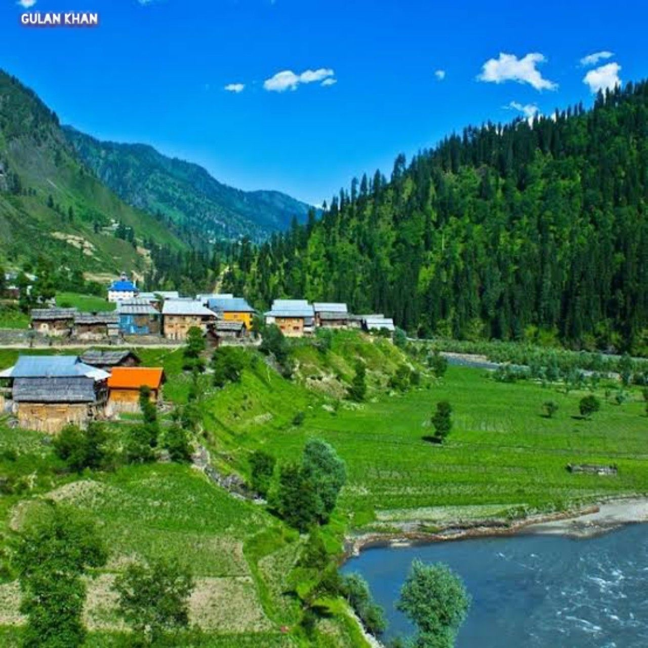 Taobat Neelam valley Azad Kashmir Pakistan (With images