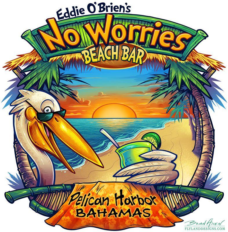 Surfing Pelican Cartoon Recherche Google Dessin Humour