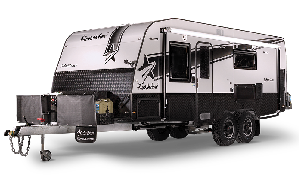 Roadstar Caravans SAFARI TAMER