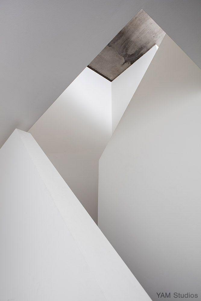Interior design portfolio minimal interior design london yam studios architecture stairs