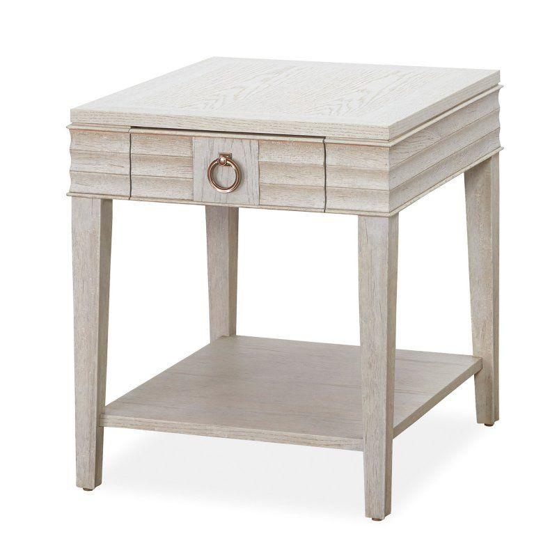 Universal Furniture California Drawer End Table - 476802