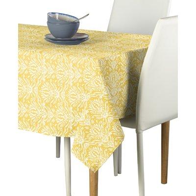 Bungalow Rose Pinedo Damask Tablecloth Damask Tablecloth Tablecloth Sizes Striped Table