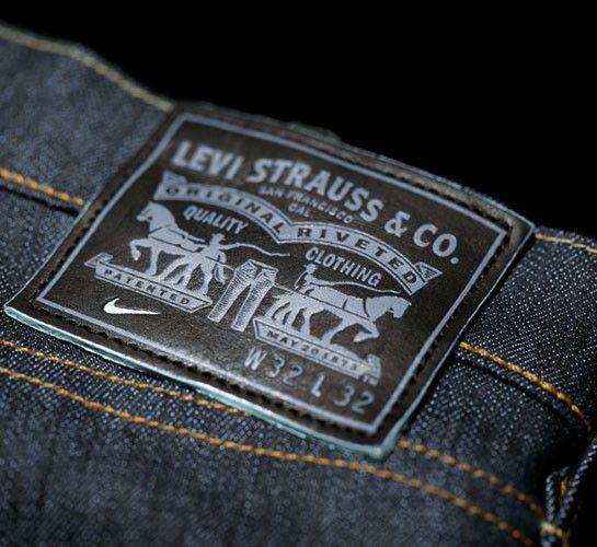 9eaa3e275e67 Levi s X Nike SB 511 Skateboarding Team Edition Jeans (Rigid Indigo ...