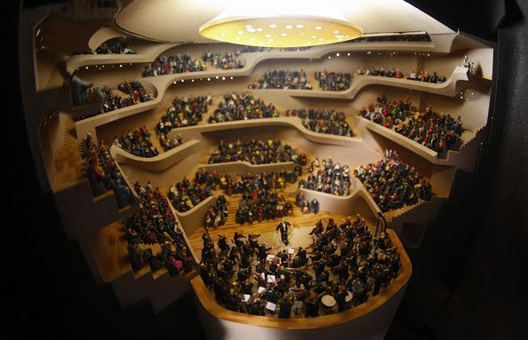 People Photos Concert Hall Great Buildings And Structures Elbphilharmonie Hamburg
