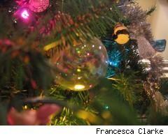 Homemade Christmas Tree Preservative 1 Quart Warm Water 1 2 Cup Light Corn Syrup 1 Christmas Tree Preservative Homemade Christmas Tree Christmas Tree Food