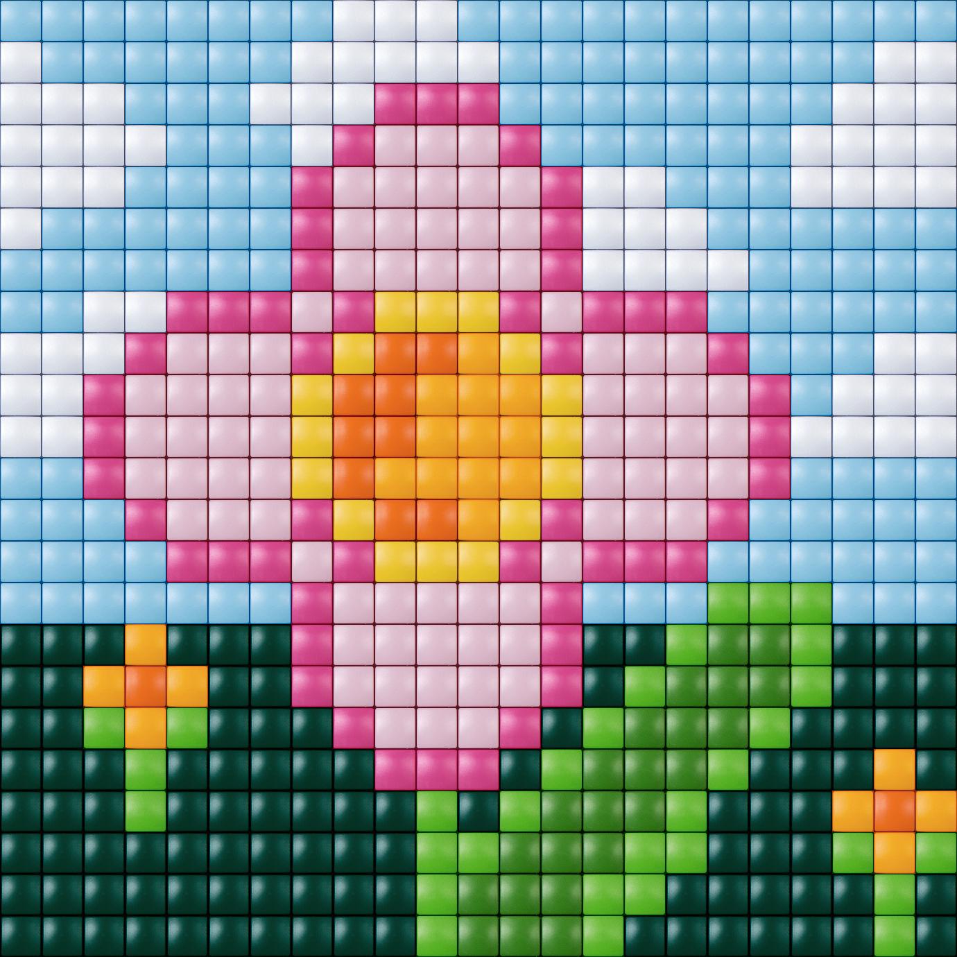 Pixelhobby Flower Bloem Flowers Pixelhobby