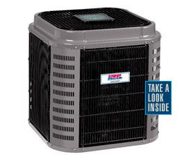 Heil Quietcomfort Dxt Two Stage Air Conditioners Featuring The