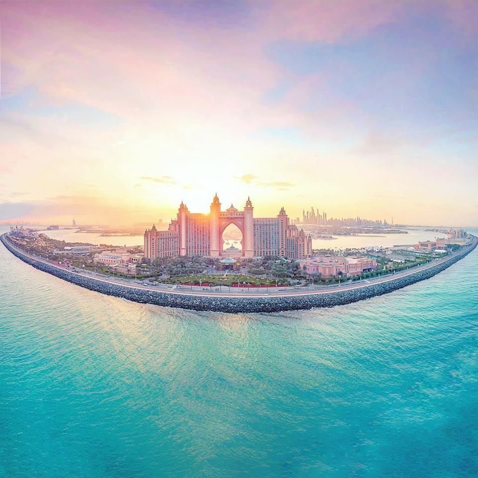 UAE Voice — Design Marvel at Atlantis The Palm, Skyland