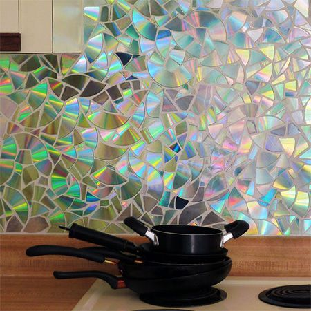 Diy Cool Amp Chic Ideas To Make Use Of Old Cds Interior