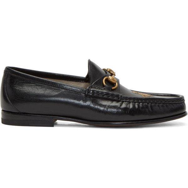 gucci shoes black bee. black · gucci bee horsebit loafers shoes
