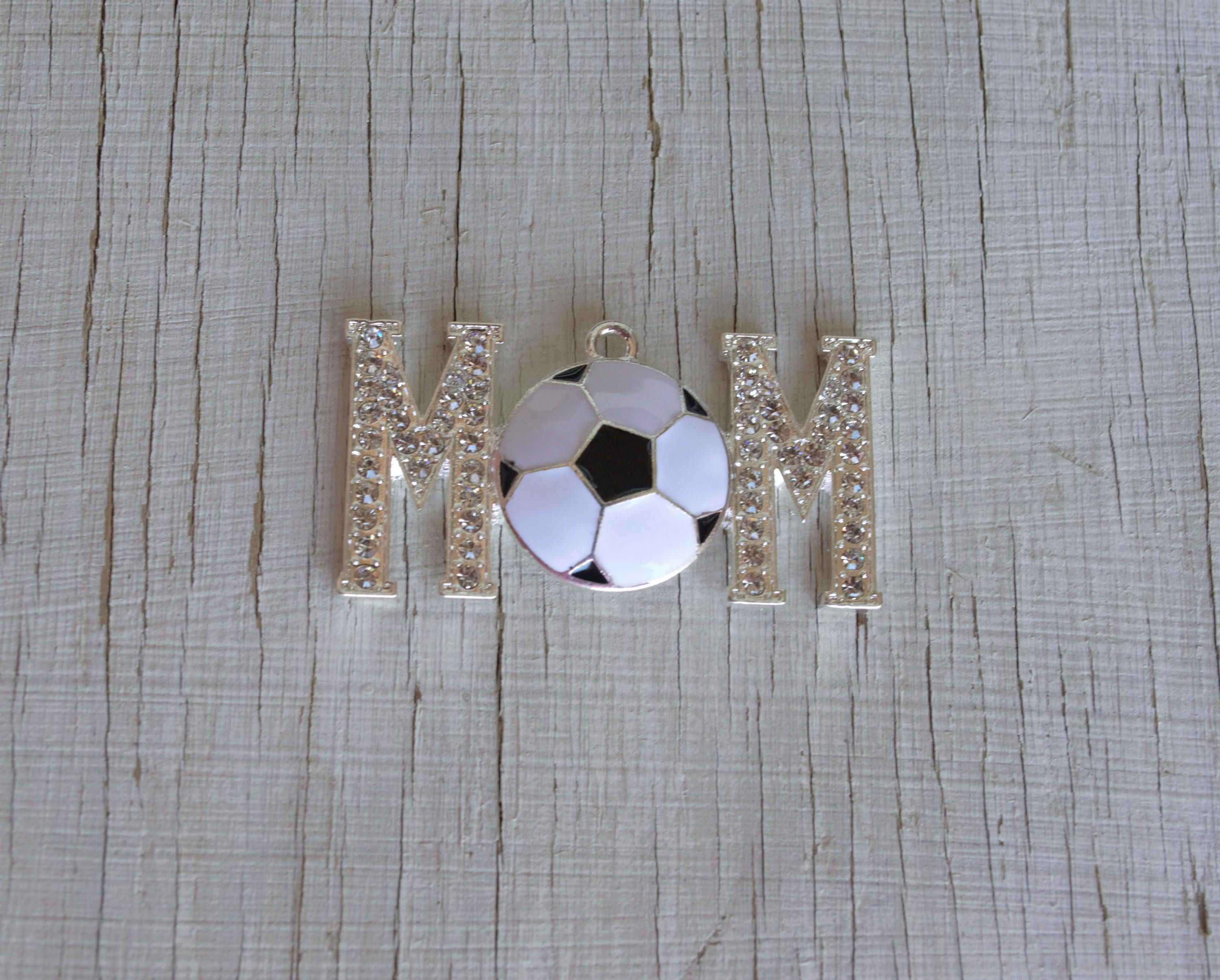 jingle necklace claire long soccer pendant s layered bell