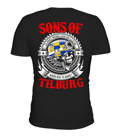 SONS OF TILBURG Father's day t shirts, T shirt, Rad shirts