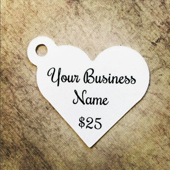 I specialize in custom price tags...are you looking for a special shape or size? Let's talk! https://www.etsy.com/listing/263263413/price-tag-hang-tag-custom