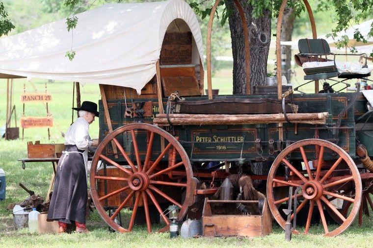 chuck wagon cooking equipment | Third Annual Chuck Wagon Cook-off