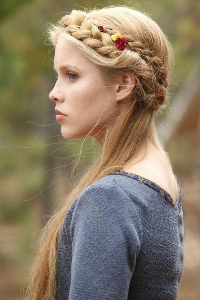 ▷ 1001 Ideen Für Mittelalterliche Frisuren Zum Nachmachen Hair
