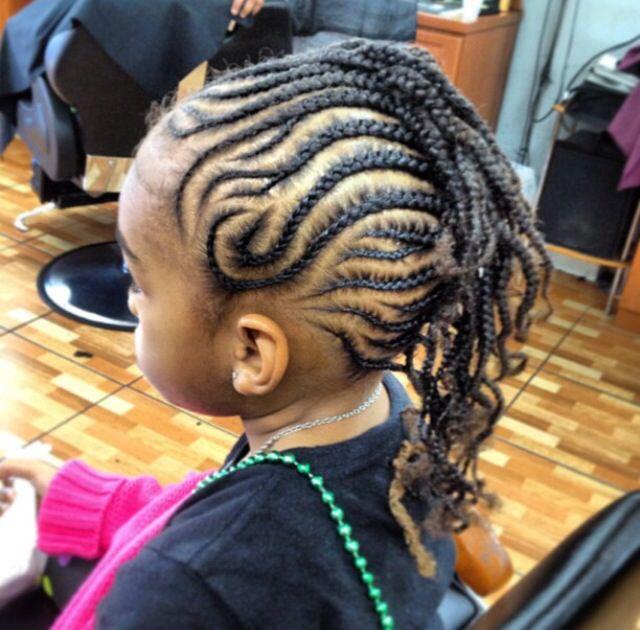 Little girls hair / braids/ protective hairstyle / cornrows / hair designs  / braided hair - Toddler/ Braids / Hair / Protective Hairstyles / Girls Hair HAIR
