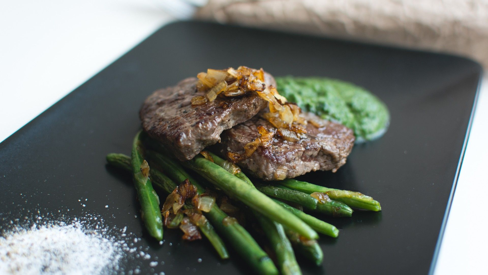 Steak asparagus #sauce http://bit.ly/1SOIk79 #recipes #health #food #Food_Niche