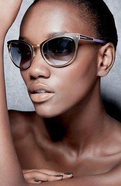 291337b406 Tom Ford Eyewear Cat Eye Glasses pinterestcom